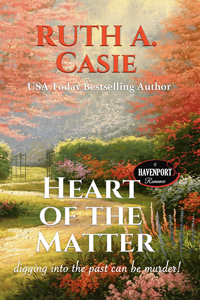Heart of the Matter -- Ruth A. Casie