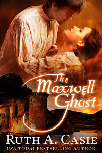 The Maxwell Ghost -- Ruth A. Casie