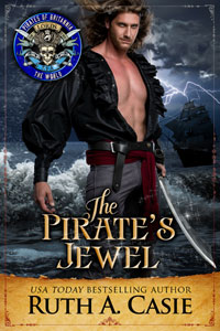 The Pirate's Jewel -- Ruth A. Casie