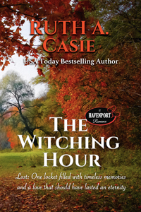 The Witching Hour Darker -- Ruth A. Casie
